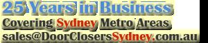 sydney door closer repairs
